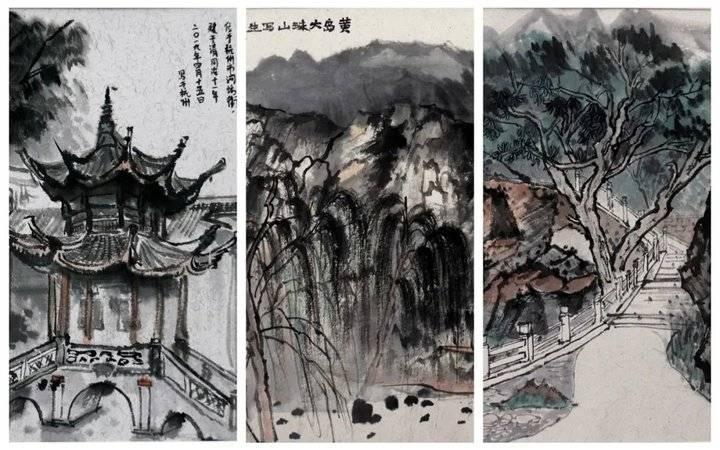 山东省文化馆聚雅空间——刘野美术作品展