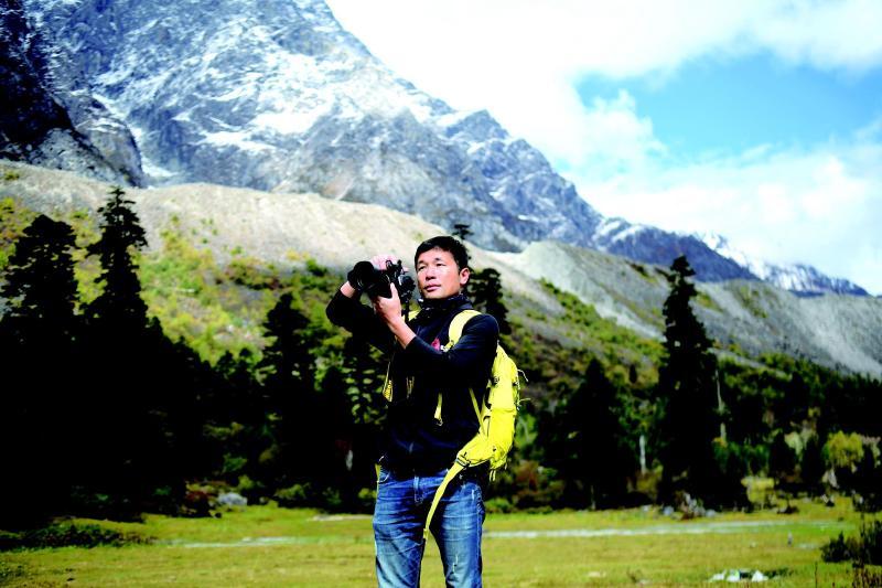 10年入藏36次,他全身心感受西藏独特的美