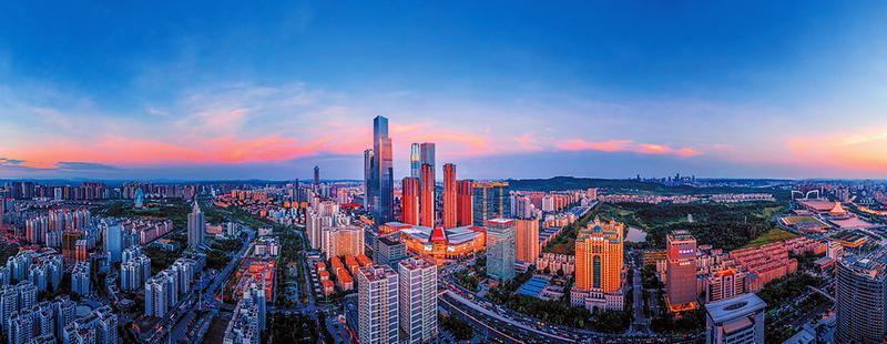 """""""广西第一高楼""""广西华润大厦11月落成广西华润大厦与润加速将携手香港商会,共建广西产业新引擎"""