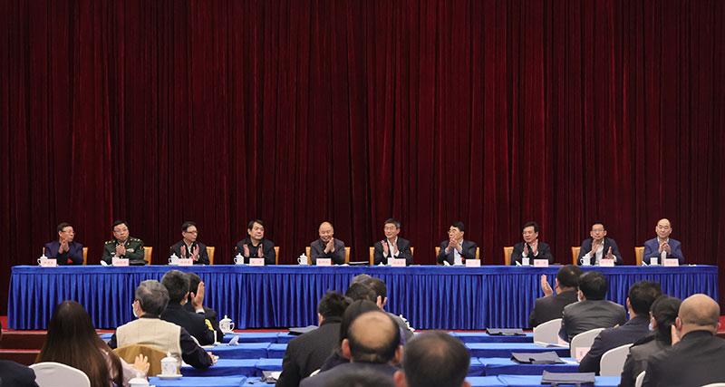 刘正荣任中国记协副主席、书记处书记图片
