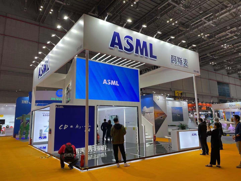荷兰ASML中国总裁:对向中国出口光刻机保持开放态度图片