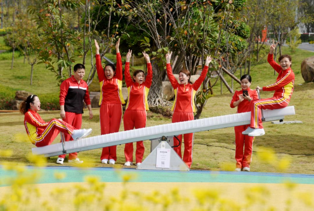 【看区县】5G智慧体育公园,渝东北首个!图片