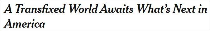 美媒吐槽:全球都在吃我们的瓜