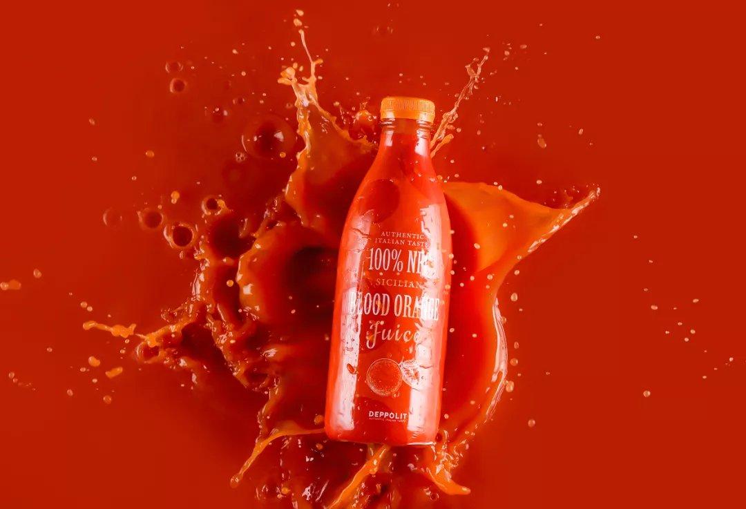 来自西西里岛的美味传说,这款鲜榨血橙汁你心动了吗