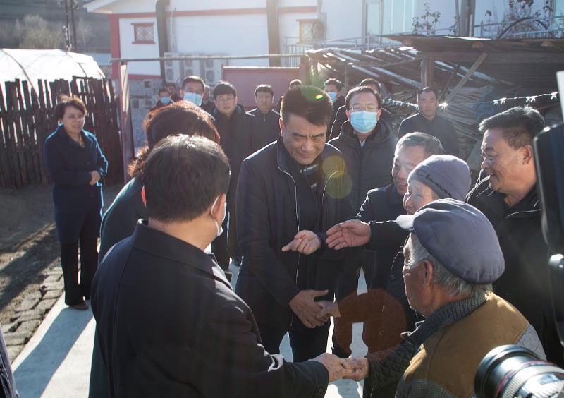 小乡村的大变化--阳光保险龙泉村产业扶贫记