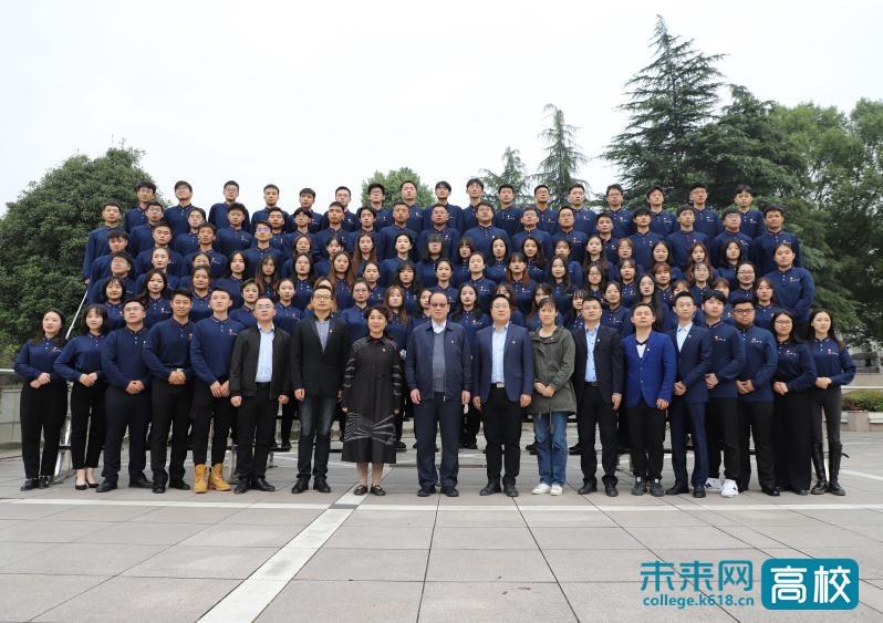 """三峡大学2020年""""青马工程""""启航"""