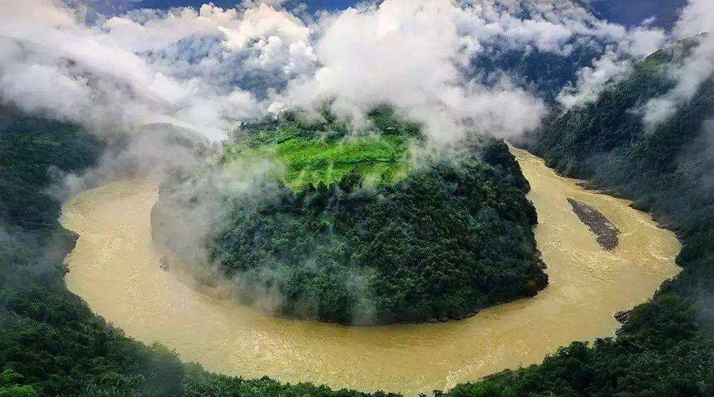 382丨雅鲁藏布江超级水电站:告诉印度什么叫天高地厚!