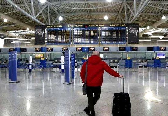 希腊民航局更新入境禁令 今年入境人数骤减约74%