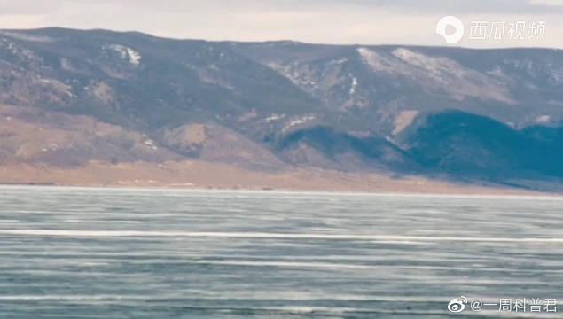 俄罗斯贝加尔湖冬季救援队,坠湖汽车一辆接一辆,真的很辛苦