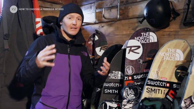 学习一下如何选择你的自由式滑雪板 热雪已来 high起来吧