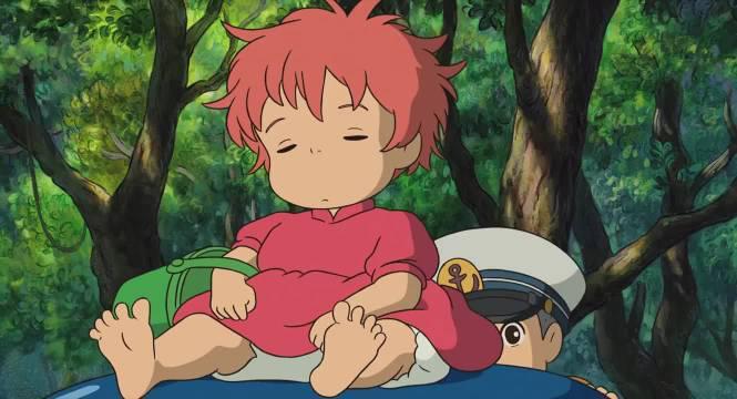 """""""波妞能带来快乐就太好啦"""" 一直保持童心的宫崎骏动画《悬崖上的金鱼姬》"""