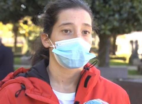 拒绝为老马默哀的女足球员:我和一些队友收到了死亡威胁