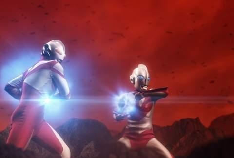 奥特银河格斗第二季,8位奥特曼混战,麦克斯黑化成怪兽