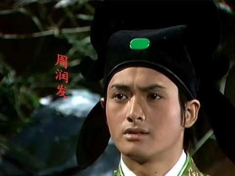 TVB电视剧《红楼梦》,除了周润发,还有很多我们熟悉的演员