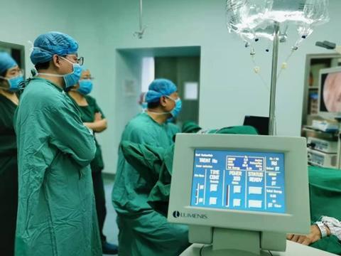长治二院:钬激光技术为前列腺增生患者带来福音