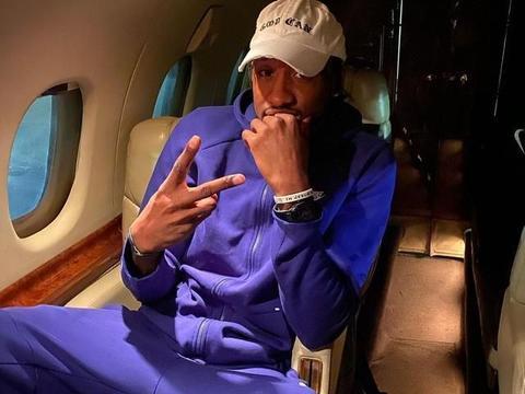 爱飞嘉包机 科温顿INS晒照飞往波特兰!感谢私人飞机的照顾