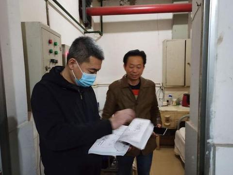 未央区市场监督管理局持续开展冬季采暖锅炉安全检查