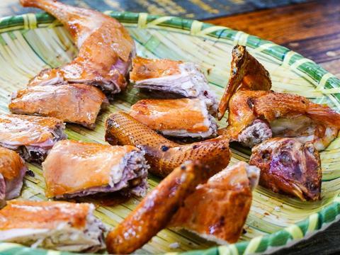 来清远吃一顿先庙烧鸡,感受广东土味生活