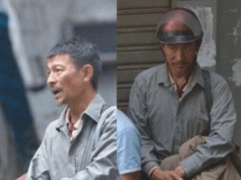 """男星扮""""农民工""""有多像?刘德华的手,郭富城的烟,都输给了他"""