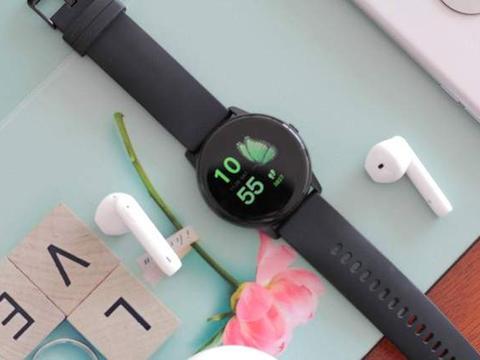 和小米有关?咕咚F4智能手表首次搭载体温计,24小时体温监测