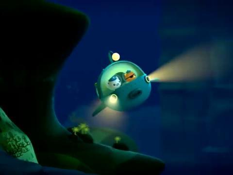 海底小纵队:熔岩隧道的制成,只要把岩浆冷却,就会成功