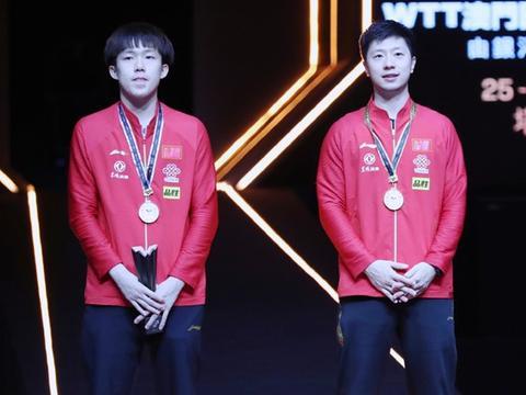 国乒新星夺33万大奖,直言被马龙上了一课,张本苦主冲击奥运