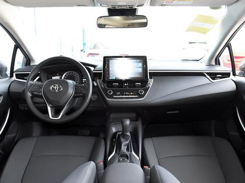 一汽丰田傲澜实车亮相,将搭载2.0L发动机,比卡罗拉更高级
