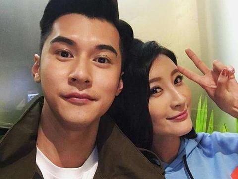 洗脱欲女称号,香港女星过档TVB人气上涨,与绯闻男友感情升温