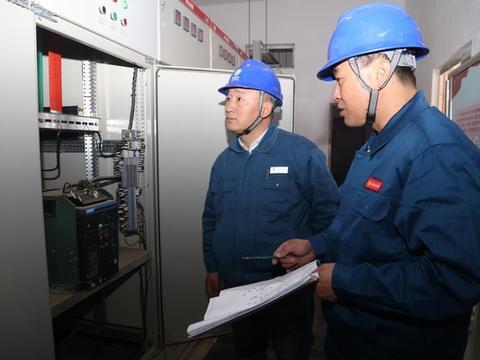 东平供电:开展配网精益运维提升专项行动