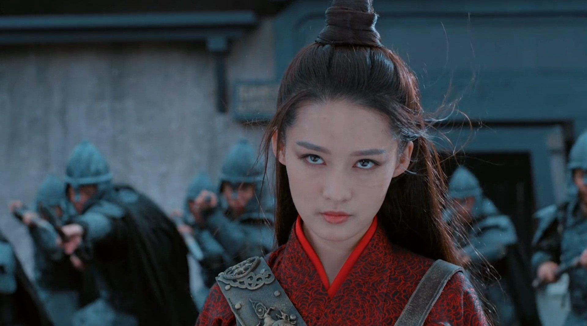 331 李沁:老娘从仙女蜕变成魔鬼只需一秒,这个眼神真的太飒了
