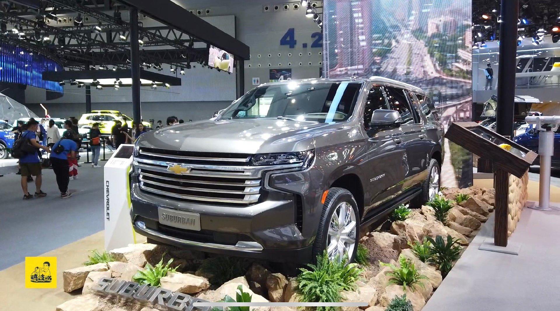 提到了美式全尺寸SUV,很多人肯定会提到来自雪佛兰的Suburban……