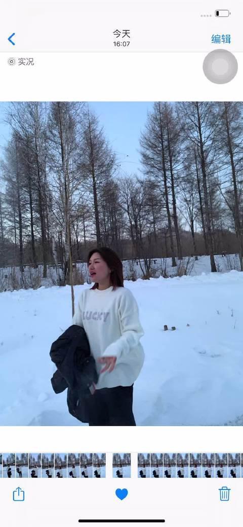 为了个意境我快被雪砸死了 明天就要回去了,拍的很开心!!!!