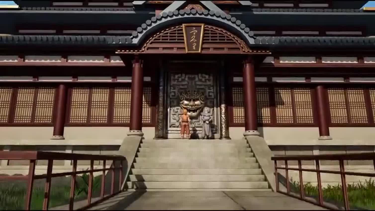《妖神记第三季》第20集精彩看点:家族宝库