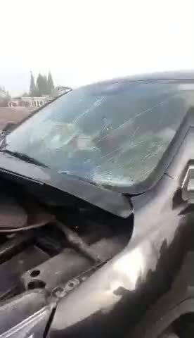 摩托车司机大哥又多了一个吹牛逼的资本~