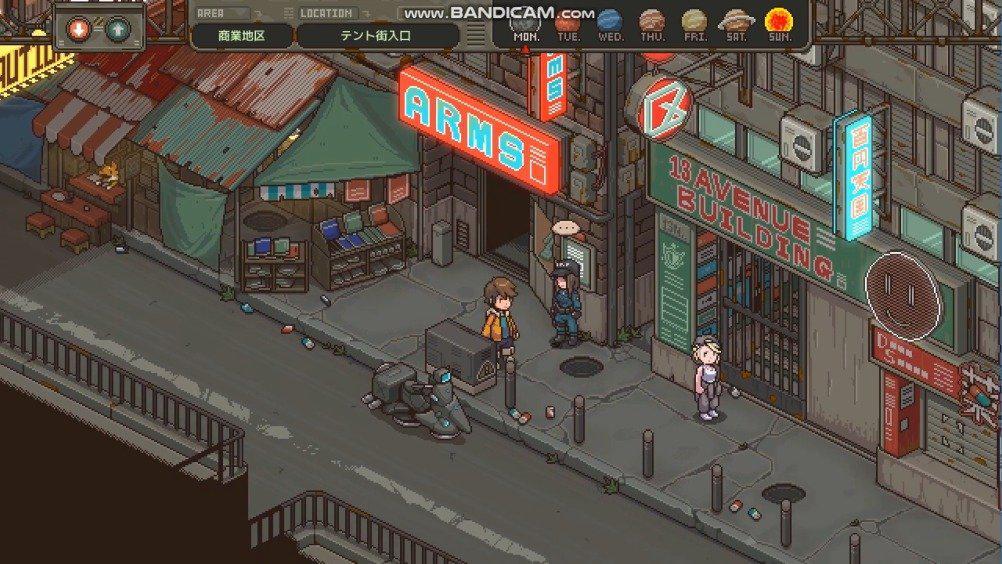 前段时间咱们说过的日本单人开发的独立游戏《留在地球Remain On Earth》