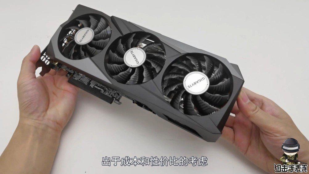 真香!至今最便宜30显卡,开箱首测技嘉GeForce RTX3060Ti魔鹰PRO