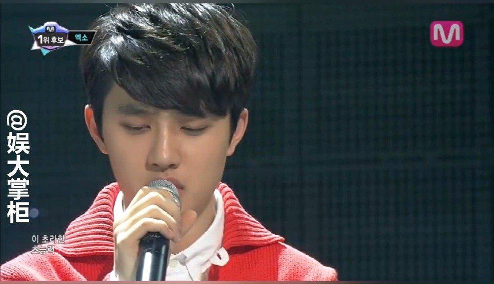 十二月的第一天,来听听exo的《十二月的奇迹》…………