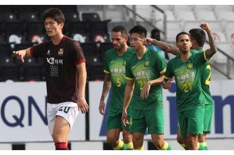 传控国安3:1战胜首尔FC,国安豪取五连胜锁定小组第一!