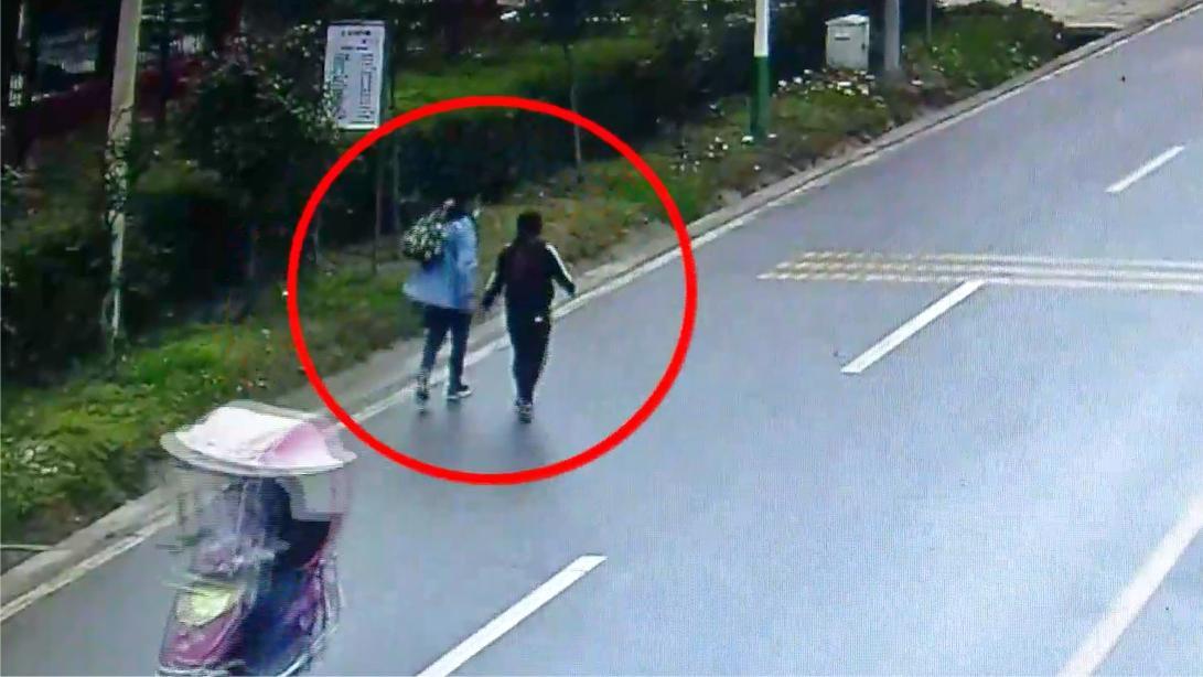 24岁女孩失踪多日,被找到后,原是跟网友结婚去了