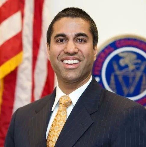 美国FCC主席Ajit Pai宣布辞职