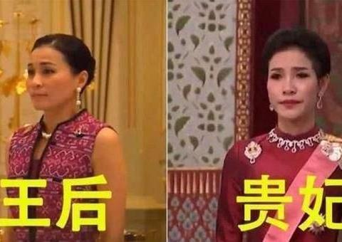 泰国贵妃出狱后再起风波,1443张私照被发记者,幕后推手或是王后