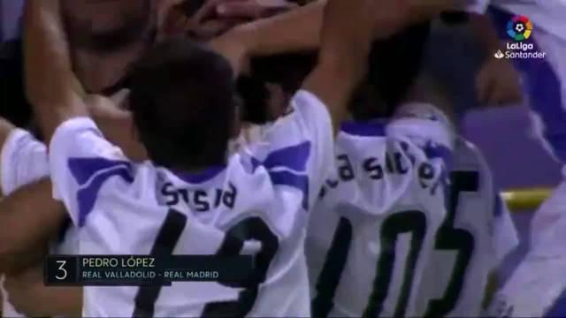 07-08赛季,佩德罗-洛佩斯用一记神仙球洞穿了圣卡西的十指关