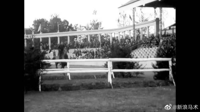 珍贵的历史影像,1920年安德卫普奥运会…………