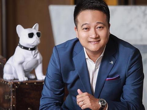 武汉光谷万豪酒店任命总经理——陈文峰先生