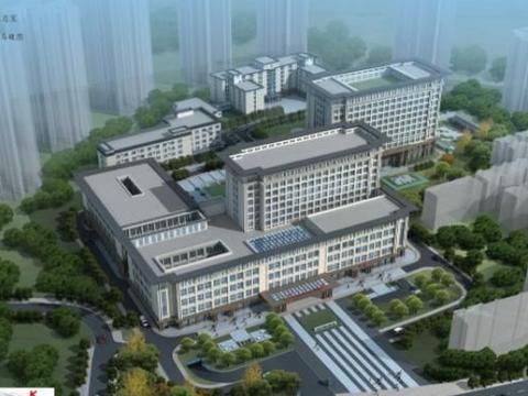 重庆渝中区:重医将在这里新建院区,定位三甲,打造智能化医院