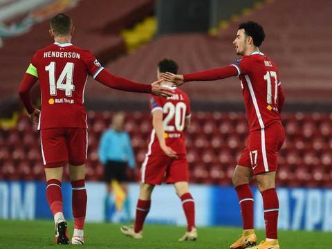 欧冠利物浦1-0小胜阿贾克斯—红军赢得侥幸?不,这才是冠军相