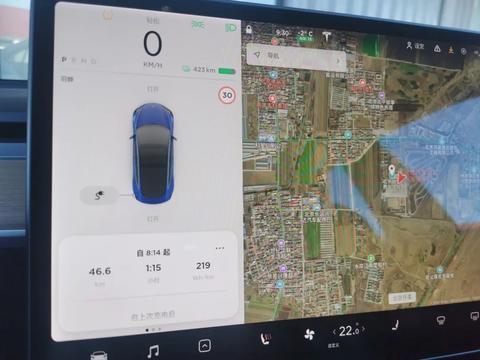 Model 3长续航版冬天能跑多少公里?电驹哥的测试来了