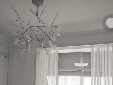 70平小户型的两室两厅,北欧风装修案例,不花哨的装修照样温馨
