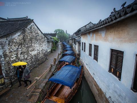 三天两晚江南古镇游,住一家酒店,周庄、乌镇、西塘、同里全走遍