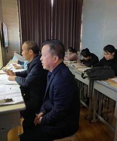 天水一中举办第三届教师教学技能大赛暨党员示范课活动